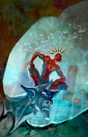 MA spider-man issue 48 by francis001
