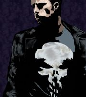 The Punisher by UberDre