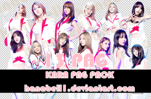 [PNG Pack] Kara For Free! by HanaBell1