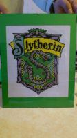 Slytherin Crest by Sheetaaa