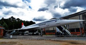 Concorde at Brooklands by PhilsPictures