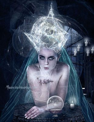 The Priestess by maiarcita