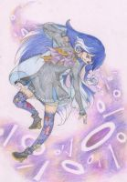 ALYS Vocaloid Design - The Milky Way by fuwafuwanwan