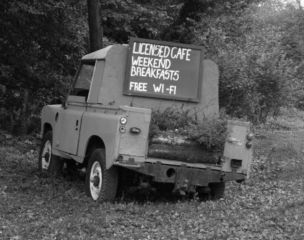 Landrover by CadGear123