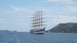 Royal Clipper by BubiMandril