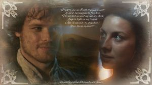 A Dragonfly in Amber quote. by Kath-13