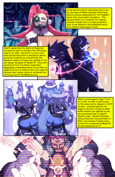 Megaman ZX Issue 1: Page 9 by RadzHedgehog