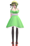 [MMD - WIP] Gumi ??? by Hime-Art1