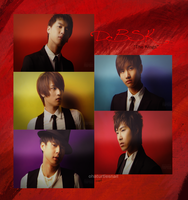 DBSK by ohaturtlesnail
