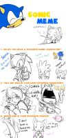 Meme sonic by shamcy