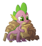 Spike by Miltvain