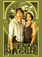 Glenn and Maggie by Ryleh-Mason