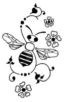 Honey Bee by hassified