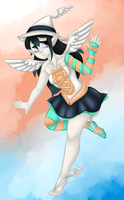 AngelClaw Redraw by SalemTheCat23