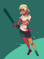 L-A: Baseball by Aledles