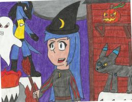 Halloween Pic 2010 by ShadowFire90