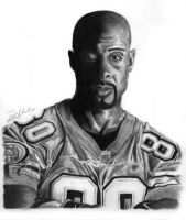Jerry Rice by ScottyDal