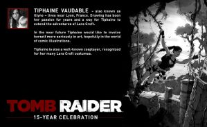 Presentation... TOMB RAIDER 15 YEAR CELEBRATION by illyne