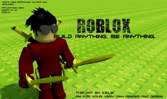 ROBLOX Character Render by Stuff-incorporated