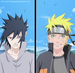 Naruto 693: the true meaning of being hokage by NarutoRenegado01