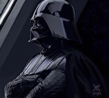 Lord Darth Vader by NeDrawMas