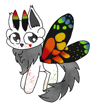 (unoffical) Caitlin by WolfyTheAlicornWolf