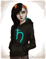 Commission Hoodiestuck by atrueenglishman