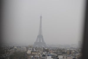 The fog of Paris by Whatwecouldhavebeen