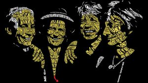 rolling stones anniversary by Ashmuth