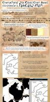 Fantasy Map TutorialxResources by calthyechild