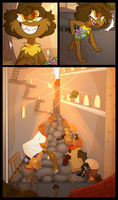 FLOWERS (Page 6) by NoasDraws