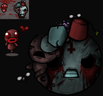 The Binding of Isaac 6 by Darkiplier