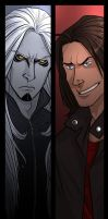 Like brothers by the-evil-legacy