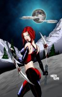 BloodRayne__by_drklegion2 by VampiressClaudia