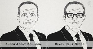 Phil Coulson by APaula88