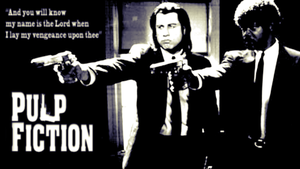 Pulp Fiction by TheMajesticGoat