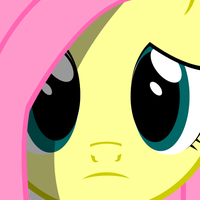 UPDATE Sad Fluttershy Black Ops 2 Emblem by magicbiped