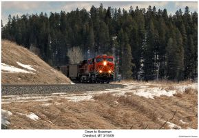 Down to Bozeman by hunter1828