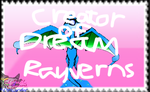 My DreamRayvern Stamp by CynderAngelDWOship14