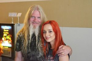 Marco Hietala and me by Fantasia-Art