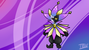 Dimentio Background by ivy4000