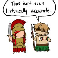 Historically Inaccurate by ChessieZappia