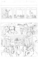 7th Throne Pg3 pencils by Theamat