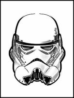 iStormtrooper by Rafta