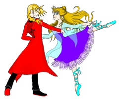 dancing by EdwardElric141