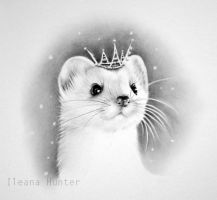 Snow Queen by IleanaHunter