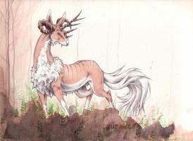 Faun3 by CaptainNutmeg