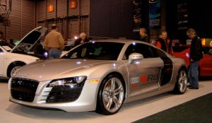 Audi R8 Exposition by PixelGordon