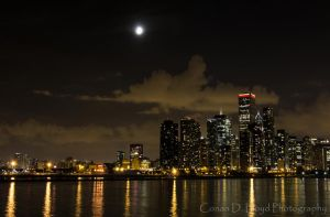 Chicago from the Navy Pier by ConanDLloyd