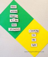 The Daily Magnet #162 by FridgePoetProject